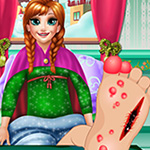 Anna Foot Check-Up