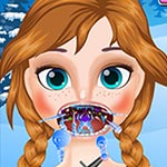 Frozen Anna Throat Care