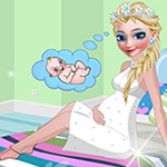 Elsa Mommy To Be 2