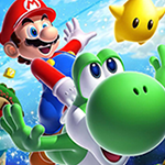 Mario And Yoshi Flappy Adventures
