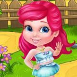 Baby Princess Farm Adventure