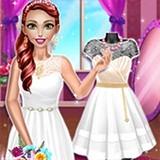 Daisy Bride Dress!