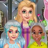 Princess Silver Hair!