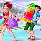 Valentine Day Shopping