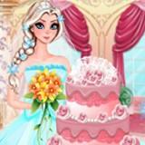 Ellie Wedding Cake