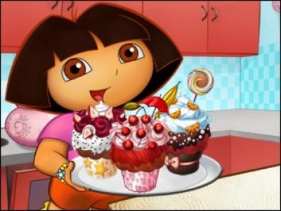 Dory Tasty Cupcakes