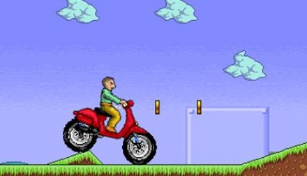 MX Moto Scooter Racing Games
