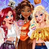 Girls Hippie Weekend