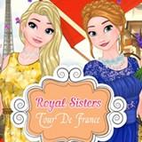 Royal Sisters Tour De France!