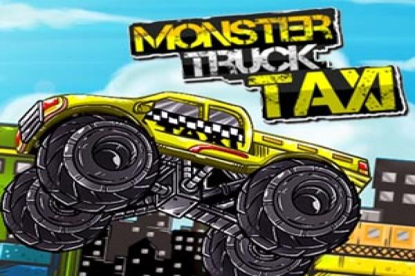 Monster Truck Taxy