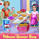 Princess Donuts Shop 2