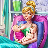 Princess Twins Birth!