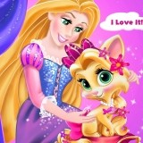 Rapunzel's Palace Pet: Summer