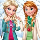 Eliza and Annie Winter Trends