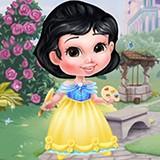 Baby Princess Castle Garden