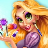 Rapunzel Make-up Artist
