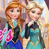 Ellie Trip To Ice Kingdom