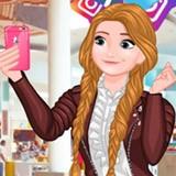 Princess Social Media Butterfly