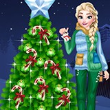 Frozen Christmas Tree!
