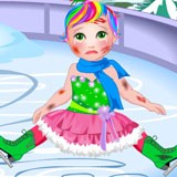Baby Juliet Winter Sports 2