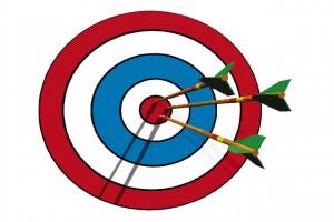 Bullz Eye Shooting Game