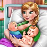 Anna Mommy Twins Birth!