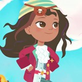 Ana the Pirate Jelly Match