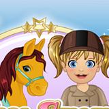 Baby Emma - Pony Care