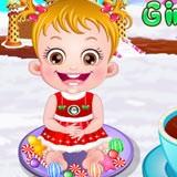 Baby Hazel Ginniebread House