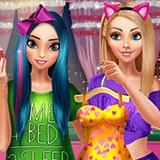 BFFs PJ Party