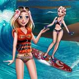 BFF Surf Adventure!