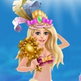 Mermaid Princess Carnaval Dress Up