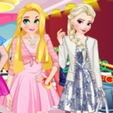 Princesses Casual Style!