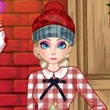 Ellie Christmas House Prep
