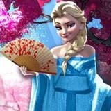 Elsa Time Travel Japan