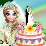 Ellie's Wedding Cake Cooking