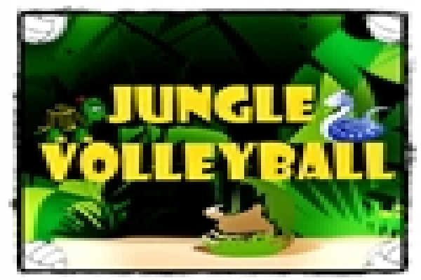 Jungle Volleyball
