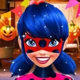 Halloween Cheating Superhero