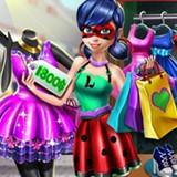 Ladybug Realife Shopping!