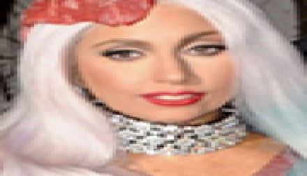 Wonder Lady Gaga Puzzle Games