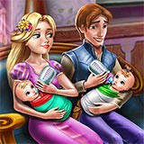 Rachel Twins Family Day