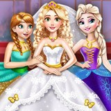Rapunzel Princess Wedding!