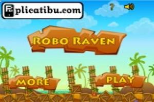 Robo Raven Puzzle Game