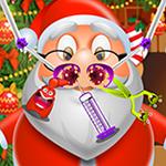 Santa Nose Doctor