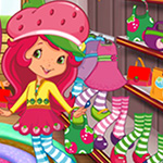 Strawberry Shortcake Shopping Day